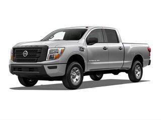 New 2021 Nissan Titan XD S Truck Crew Cab Eugene, OR