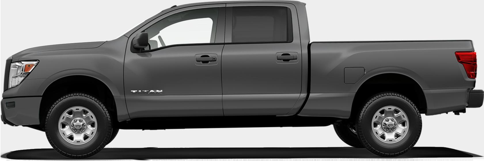 2021 Nissan Titan Truck SV