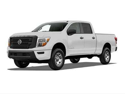2021 Nissan Titan S Truck King Cab