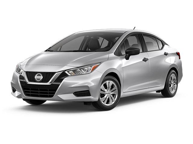 2021 Nissan Versa Hatchback