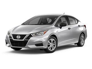 2021 Nissan Versa S Car