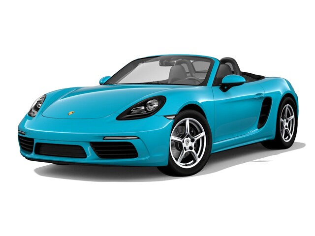 Used 2021 Porsche 718 Boxster Cabriolet for sale in Houston