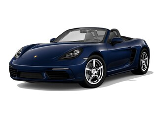 New 2021 Porsche 718 Boxster Cabriolet for sale in Norwalk, CA at McKenna Porsche