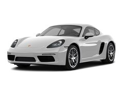 2021 Porsche 718 Cayman Coupe 2dr Car
