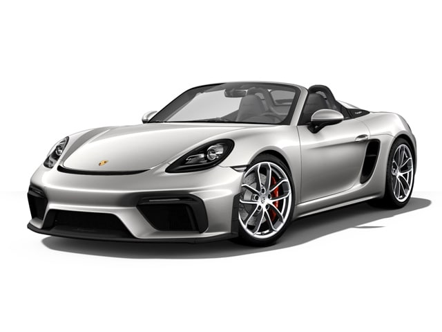 2021 Porsche 718 Spyder Roadster