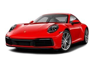2021 Porsche 911 Coupe