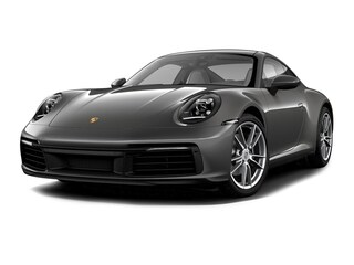 2021 Porsche 911 Carrera Coupe