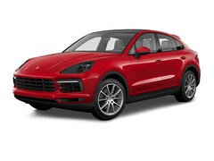 2021 Porsche Cayenne Coupe Coupe AWD Sport Utility