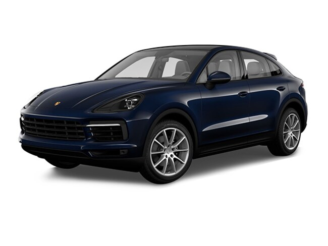 2021 Porsche Cayenne Coupe Base SUV