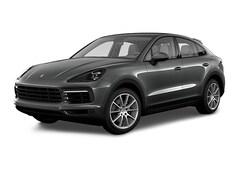 2021 Porsche Cayenne Coupe Coupe