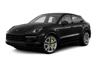 2021 Porsche Cayenne E-Hybrid Coupe Coupe
