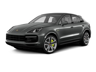 2021 Porsche Cayenne E-Hybrid Coupe SUV