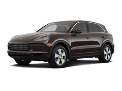 2021 Porsche Cayenne E-Hybrid Base SUV