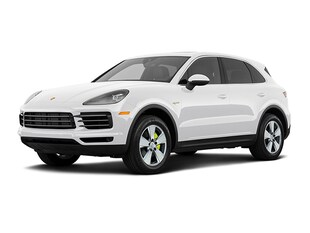 2021 Porsche Cayenne E-Hybrid E-Hybrid SUV