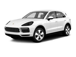 2021 Porsche Cayenne SUV White