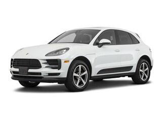 2021 Porsche Macan SUV White
