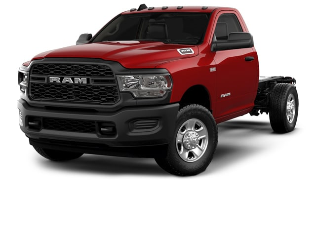 2021 Ram 3500 Chassis Truck
