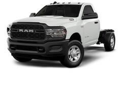 New 2021 Ram 3500 Chassis Cab 3500 TRADESMAN CHASSIS REGULAR CAB 4X2 60 CA Regular Cab For Sale in Alto, TX