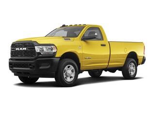 2021 Ram 3500 Truck Yellow