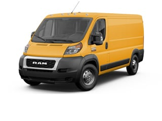 2021 Ram ProMaster 2500 Van School Bus Yellow