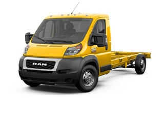 2021 Ram ProMaster 3500 Cutaway Truck School Bus Yellow
