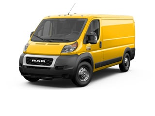 2021 Ram ProMaster 3500 Van School Bus Yellow