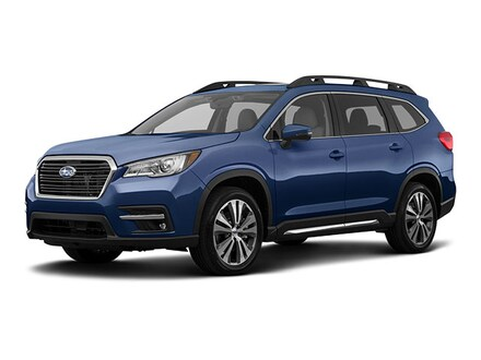 Featured New 2021 Subaru Ascent Limited 7-Passenger SUV NB210006 for Sale near Butler. PA