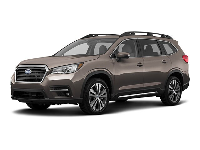 New 2021 Subaru Ascent Limited 7-Passenger SUV