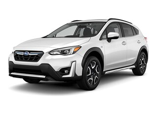 New 2021 Subaru Crosstrek Hybrid SUV for sale in Newton, NJ