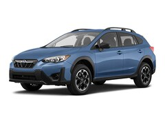 New 2021 Subaru Crosstrek Base Trim Level SUV for Sale in Hillsboro, OR, at Royal Moore Subaru