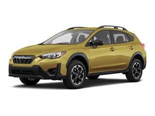 New 2021 Subaru Crosstrek Base Trim Level SUV
