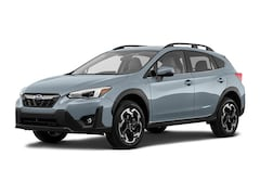New 2021 Subaru Crosstrek Limited SUV 210029-E in Downington PA