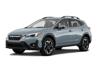New 2021 Subaru Crosstrek Limited SUV in Pleasantville, NY