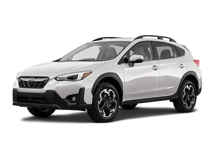 Featured New  2021 Subaru Crosstrek Limited SUV JF2GTHNC5M8245327 For Sale near Rochester, NY