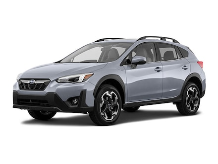 Featured New  2021 Subaru Crosstrek Limited SUV JF2GTHMC6M8233219 For Sale near Rochester, NY