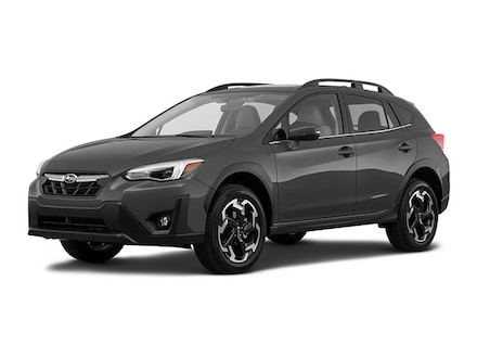 New 2021 Subaru Crosstrek Limited SUV Portland Maine