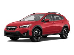 New 2021 Subaru Crosstrek Limited SUV for sale in Kirkland, WA