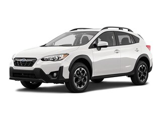 New 2021 Subaru Crosstrek Premium SUV JF2GTAPC3M8228188 S10063 in Doylestown
