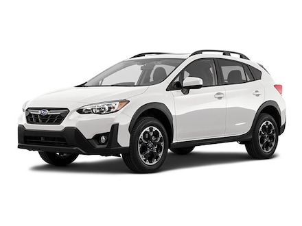 Featured New 2021 Subaru Crosstrek Premium SUV for sale in Saint Cloud, MN