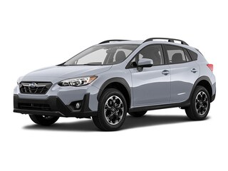 New 2021 Subaru Crosstrek Premium SUV JF2GTAEC7M8243411 in Doylestown
