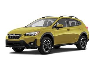 New 2021 Subaru Crosstrek Premium SUV JF2GTAPC5MH258826 for sale in Alexandria, VA