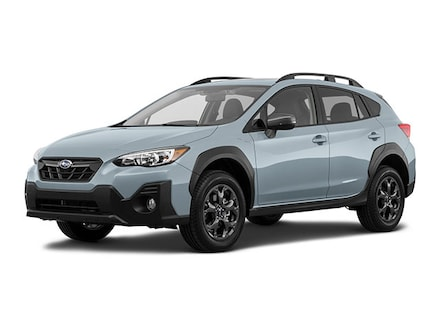 Featured New 2021 Subaru Crosstrek Sport SUV for Sale in Potsdam, NY