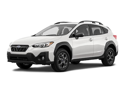 Featured New  2021 Subaru Crosstrek Sport SUV JF2GTHRC2MH249748 For Sale near Rochester, NY