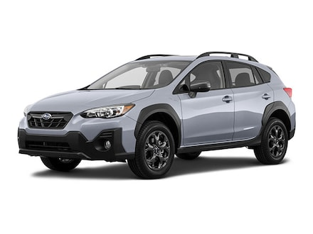 New 2021 Subaru Crosstrek Sport SUV for sale in Kingston, NY