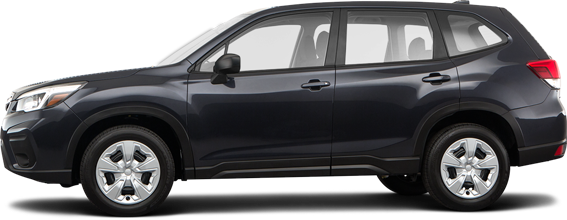 2021 Subaru Forester SUV Base Trim Level