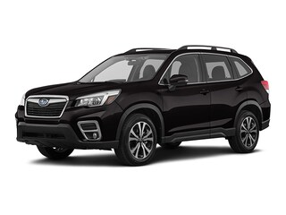 2021 Subaru Forester Limited Limited CVT