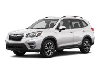 New 2021 Subaru Forester Limited SUV in Detroit Lakes