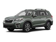 New 2021 Subaru Forester Limited SUV in Caldwell, ID near Boise