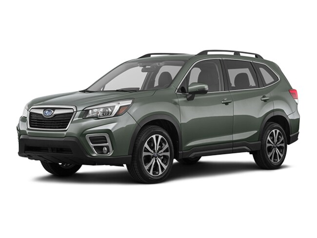 New 2021 Subaru Forester Limited SUV in Eau Claire, WI