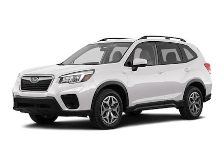 Featured New 2021 Subaru Forester Premium SUV for sale in Kenosha, WI